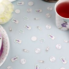 SHOWERED WITH LOVE - CONFETTI  - Baby Shower ,Party Supplies Tableware