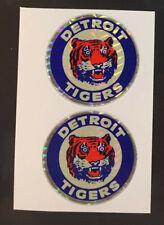 Detroit Tigers MLB Baseball Color Logo Sports Decal Sticker - FREE SHIPPING