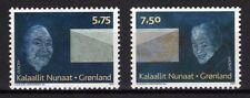 Grönland -  MiNr.: 502 und 503  -  postfrisch**  -   der Brief   -   2008