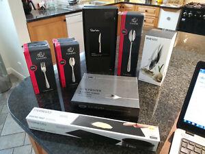 Viners, Stellar, Robert Welch, Ernesto & Eva Solo Cutlery & Kitchenwares - NEW