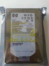 "72 GB SAS HP 3g SAS 10k 2.5"" disco rigido interno"
