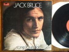 Jack Bruce – Songs For A Tailor (Cream)  583 058  VINYL LOOKS MINT