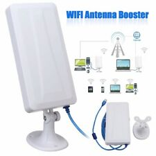 Long Range WiFi  Wireless Extender Outdoor Router Repeater WLAN Antenna Booster