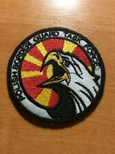 POLAND PATCH BORDER GUARD - SPECIAL POLISH TASK FORCE IN MACEDONIA - ORIGINAL