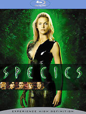 Species (Blu-ray, 2009) Ben Kingsley, Forest Whitaker