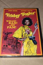 Friday Foster (1975) (DVD 2015 Olive) Pam Grier, Yaphet Kotto, BRAND NEW!