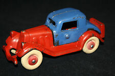 HUBLEY 1932 Coupe Cadillac - cast iron antique toy car - EXCELLENT CONDITION