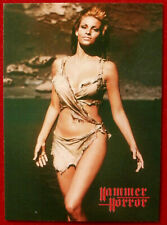 HAMMER HORROR - Series 2 - Card #115 - One Million Years BC - Raquel Welch