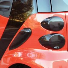 08-15 Smart Car Fortwo 451 GTS Acrylic Smoke Taillight Covers 4pc Set NEW GT4810