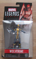 Marvel Universe 2016 LAURA KINNEY WOLVERINE FIGURE 3 3/4 Inch Legends X-men X-23