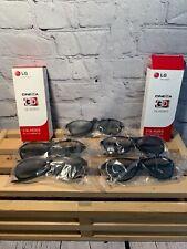 5 Pair of LG AG-F310 3D Glasses  NIB