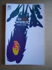 THE INVISIBLES : Rivoluzione Invisibile - Book Magic Press 1999  [G480]