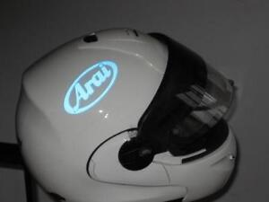 Arai REFLECTIVE STICKERS  helmet motorbike decal