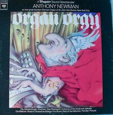 "ORGAN ORGY - ANTHONY NEWMAN  12"" LP (L151)"