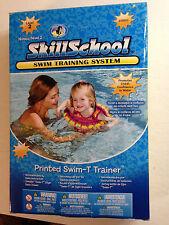 SKILLSCHOOL SWIM TRAINING SYSTEM SWIM-T TRAINER LEVEL 2 SWIMMING POOL