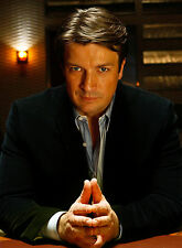 PHOTO NATHAN FILLION  (CASTLE) - 11X15 CM #6