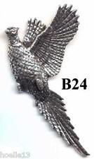 Fasan B24 / Anstecknadeln / Geweihe / Hutanstecker