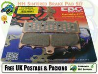 NEW EBC SINTERED HH BRAKE PADS PAD FRONT TO FIT SUZUKI GSX 1400 K7/FE GSX1400 07