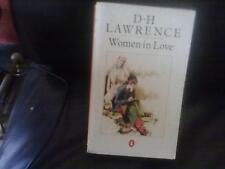 Women in Love-D.H.Lawrence Paperback English Genre Fiction Penguin 1980