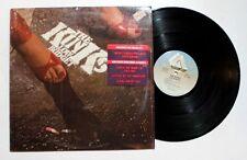 THE KINKS Low Budget LP Arista 4240 US 1979 VG++ Shrink Wrap 03C