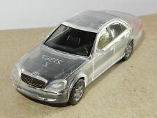 Herpa Ho 1/87 Mercedes-Benz S CLASS Clear No Box