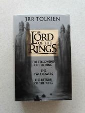 J.R.R. Tolkien - Lord of the Rings 2002 Film Tie in edition - plastic cover 1st