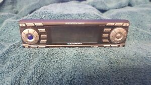 BLAUPUNKT WOODSTOCK DAB53 CD FACE OFF FRONT SECURITY PANEL ONLY,POP OF FASCIA