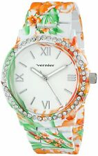 Summer Fun Cool Vernier Women's Analog Display Japanese Quartz Multi-Color Watch