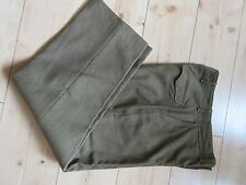 Original US Army M37 Feldhose Field Trouser WKII WW2 Uniform USMC Marines W29 #1