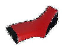 Honda ATC 250R 83-84 Black and Red ATV Seat Cover TG20184460