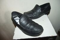 CHAUSSURE MOCASSIN GEOX TAILLE 45 / UK 10 SHOES/SCARPA/ZAPATOS  CUIR