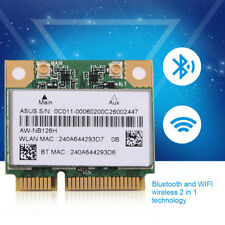 Bluetooth WiFi Wireless Network Card Mini PCI-E For Atheros AR5B225 DELL ASUS