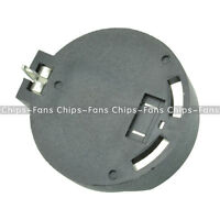50PCS CR2025 CR2032 3V Button Coin Cell Battery Socket Holder Box Case ROHS CF