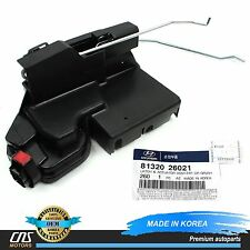 GENUINE Door Lock Actuator FRONT RIGHT for 01-06 Hyundai Santa Fe OEM 8132026021