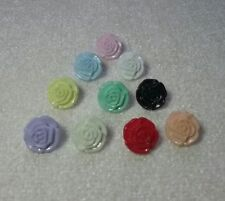 Acrylic Flower Sewing Buttons