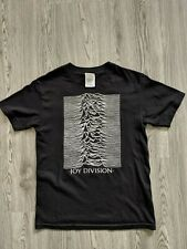 Small Vintage Joy Division Shirt Peter Saville Raf Simons Factory Records Logo