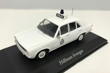 Atlas Editions  - HILLMAN AVENGER 'British Police Cars' - Model Scale 1:43