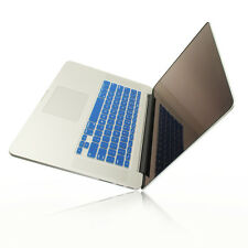 "ROYAL BLUE Keyboard Cover for NEW Macbook Pro 15"" A1398  with Retina display"