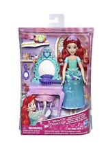 Hasbro Disney Princess The Little Mermaid Ariel's Royal Vanity Doll Playset New