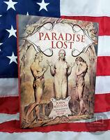 NEW Paradise Lost John Milton Illustrated by William Blake Hardcover Dustjacket