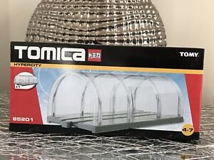 TOMICA TOMY HYPERCITY 85201 CLEAR TUNNEL BRAND NEW
