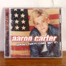 Aaron Carter Aaron's Party (Come Get It) CD Album Jive 2000 playgraded
