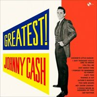 Cash, Johnny- Greatest! (180 Gram Vinyl Limited Edition)