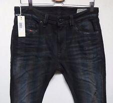 Diesel Men Italian-Made Jeans 33 W x 32 Thavar 844E Slim-Skinny New With Tags