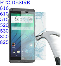 Tempered Glass Film Screen Protector for HTC Desire 816 610 510 520 530 825 820