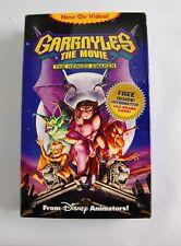 Gargoyles The Movie The Heroes Awaken VHS