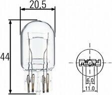 HELLA Glühlampe Brems-/Schlusslicht 8GD 008 893-002 LED W21/5W W3x16q Halogen H4