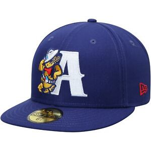 Amarillo Sod Poodles New Era Alternate 2 Authentic Collection On-Field 59FIFTY