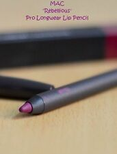 M·A·C Rebellious Lip Liner Pro Longwear Pencil Berry Plum Matte