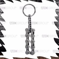 1 x Die Cast Motorcycle Gear Keychain Key Ring For Motorcycle Bicycle Riding